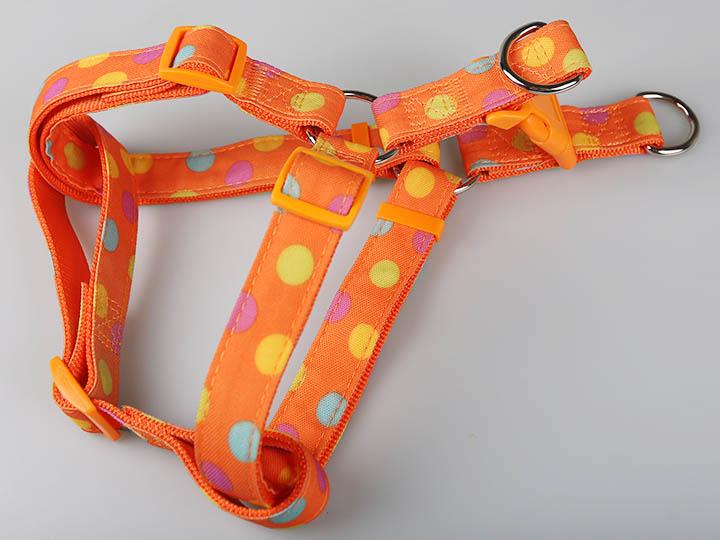 布艺系列(波点) 胸背带
